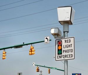 Jacksonville Red Light Camera
